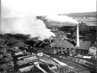 Smelthytta 1907