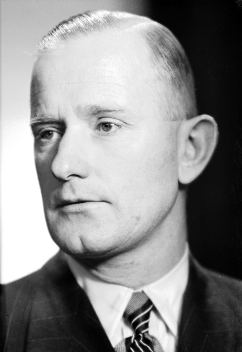 Herr C. G. Söderberg.