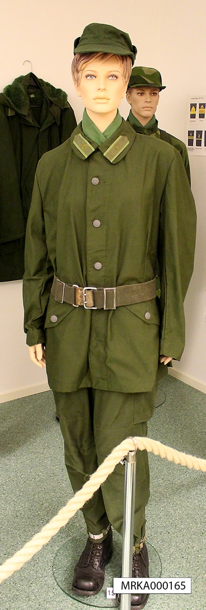 Fältuniform m/1959