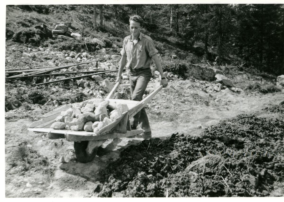 Kjell Fjeld, 1959.