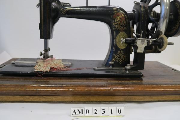 dating Singer pedal symaskiner