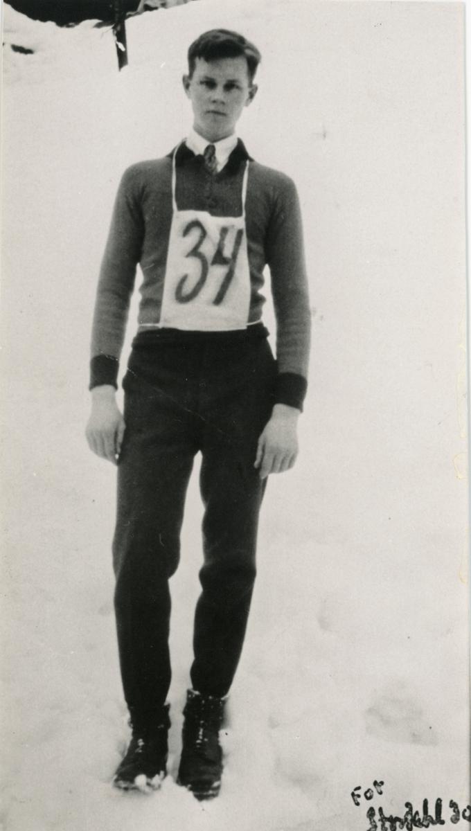 Gunnar Andersen from Kongsberg