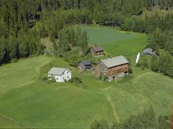 Fåberg, Skaalsveen, Skålsveen kulturlandskap, gårdsbruk
