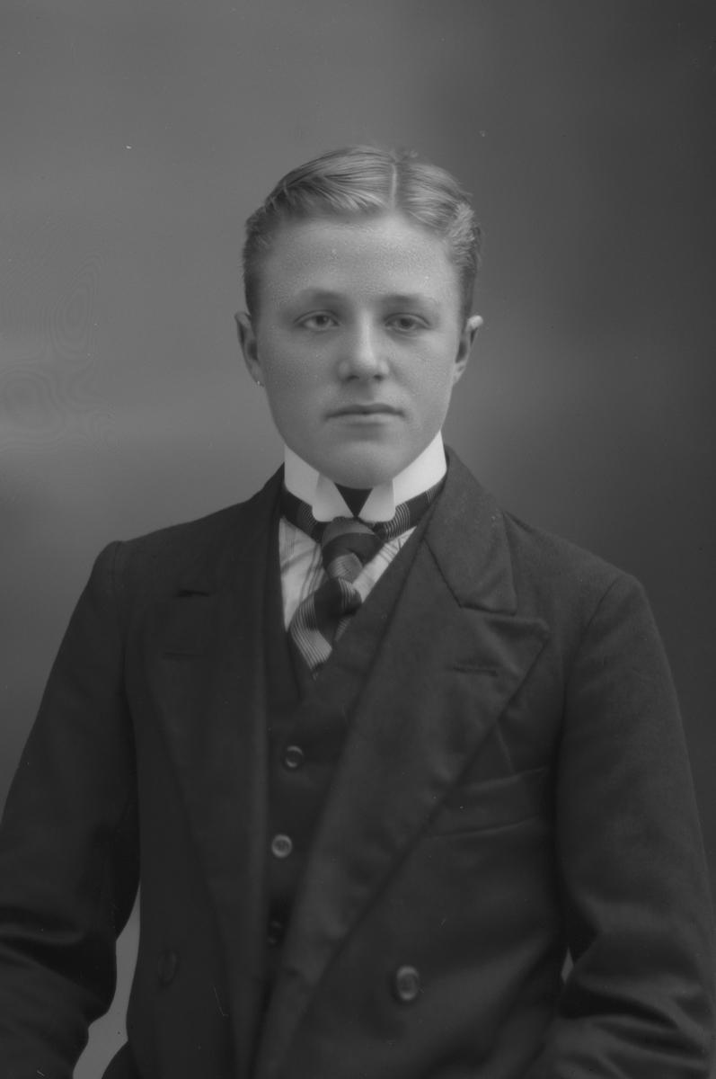Olof Lilja, Bomhus