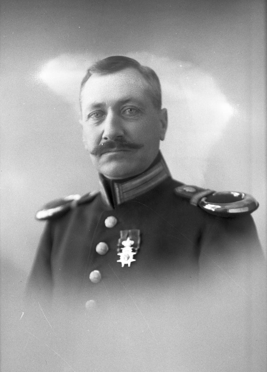 Fanjunkare J. Westberg, Regementsexpeditionen, Kungsbäck, Gävle