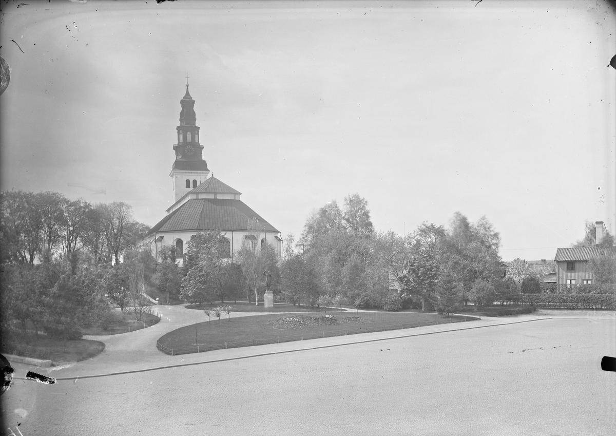 Köpings kyrka, 1910-tal.
