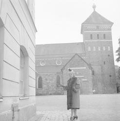 Gerda De Morest, Uppsala