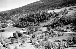 Lillehammer, Fåberg. På bildet er merket Haugerud, Olaf Haug