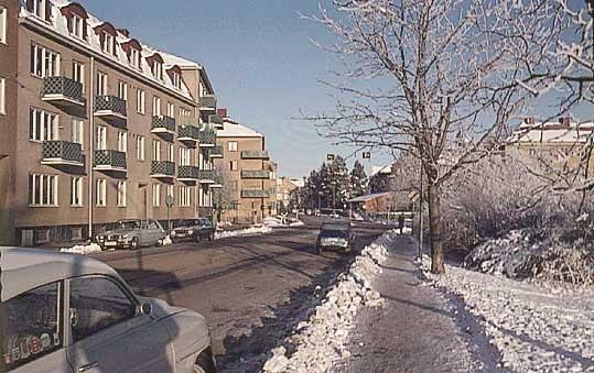 Östgötagatan.