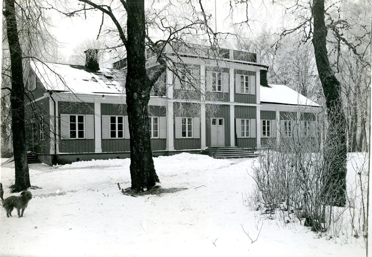 Kungsvillan, Vanäs udde. Karlsborg.
