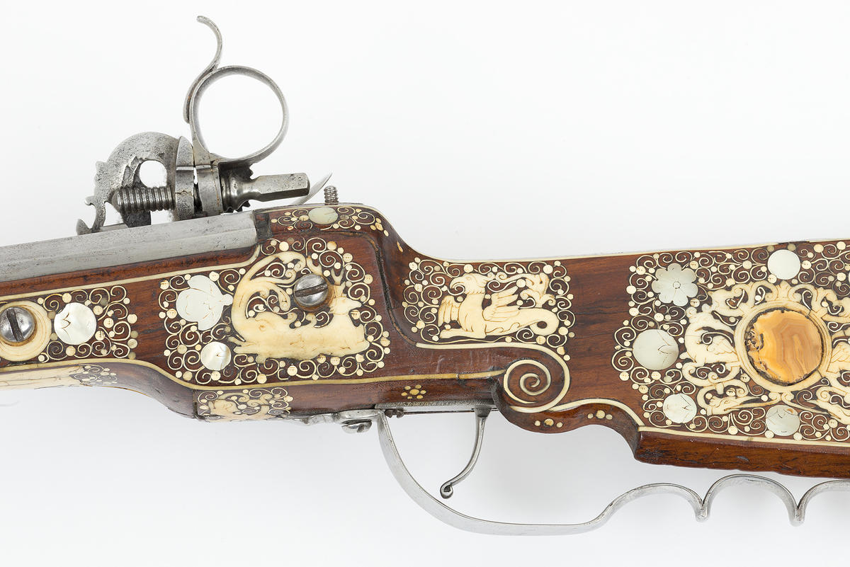 Våpen fra 1500-tallet