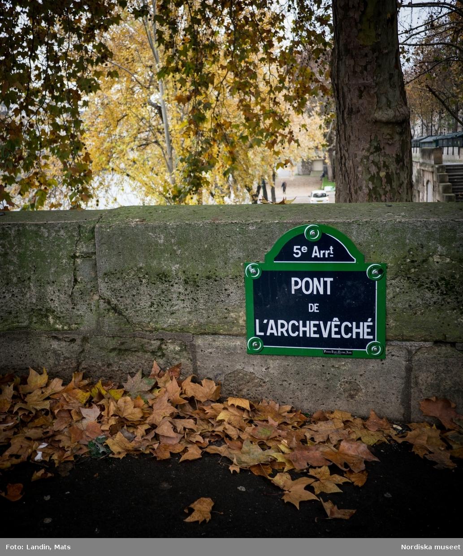 Kärlekslås Paris 2012