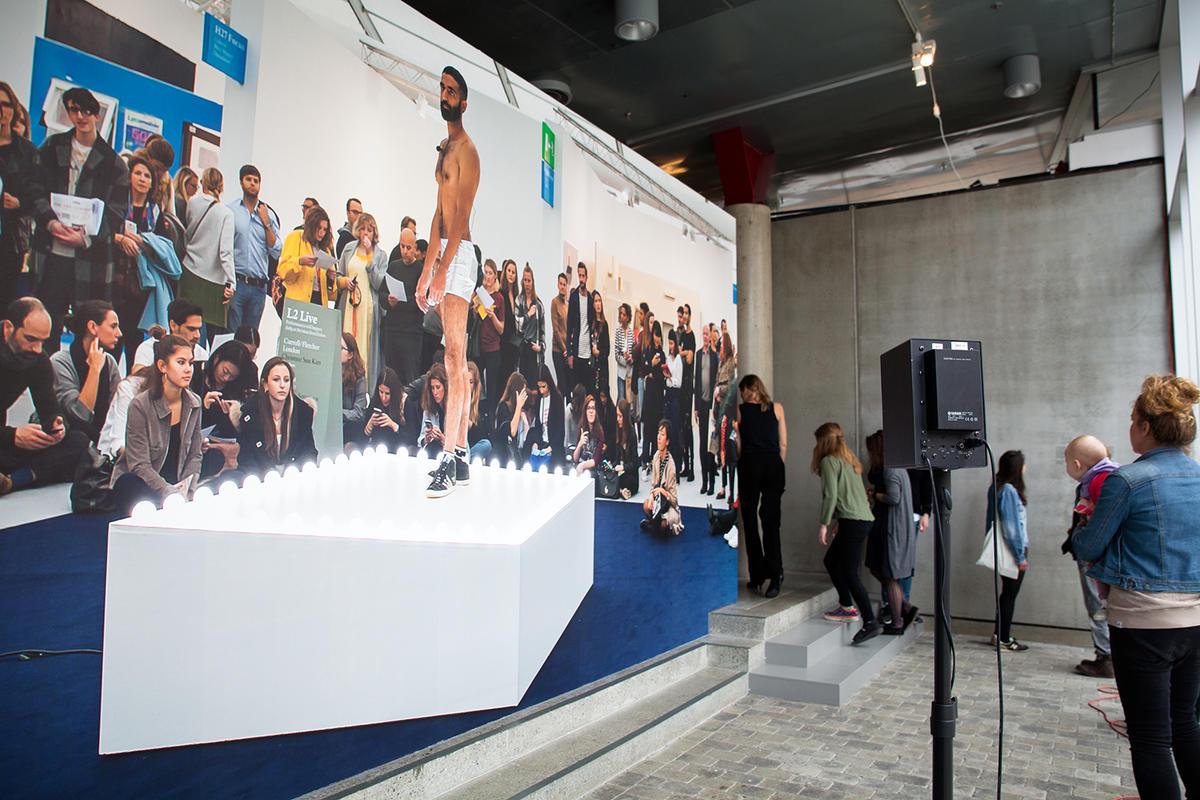 Bilder fra åpningen søndag 21. mai. Foto: Anita Wold Lande / Trondheim kunstmuseum.