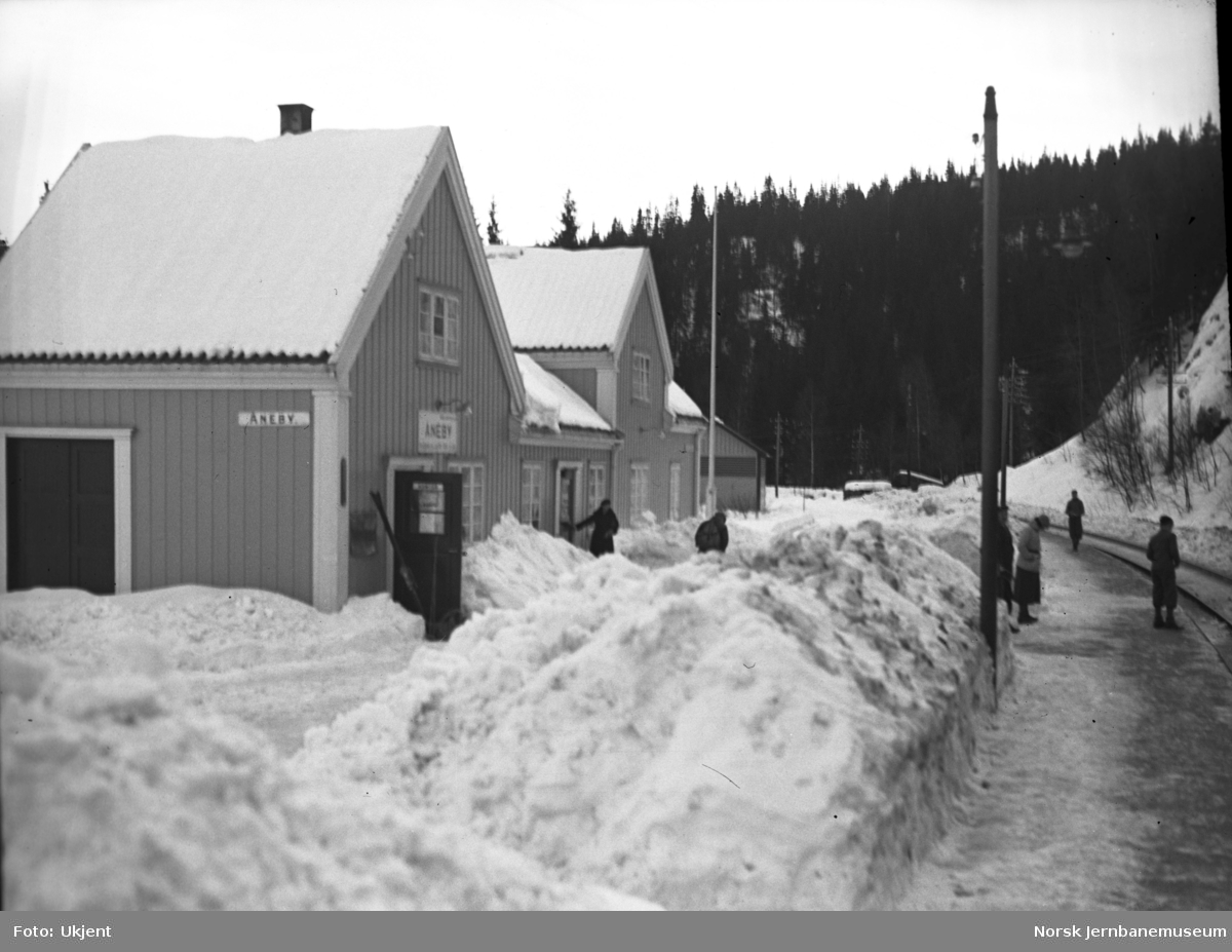 Åneby stasjon