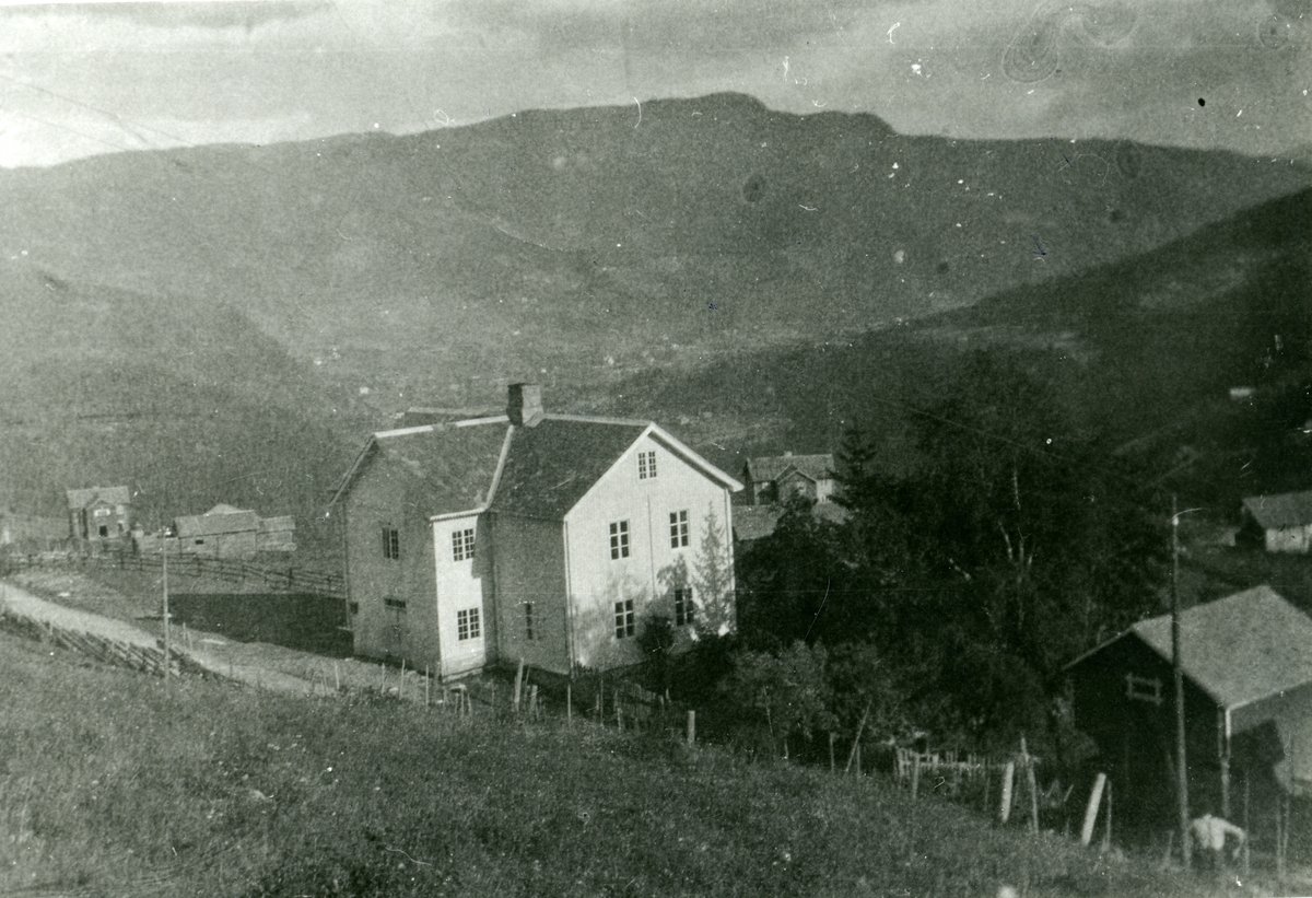 Kyrkjebøen skule, Reinli, Sør-Aurdal.