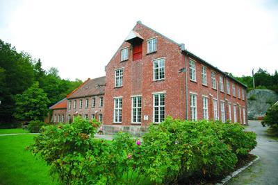 Sjølingstad Uldvarefabrik. Foto/Photo
