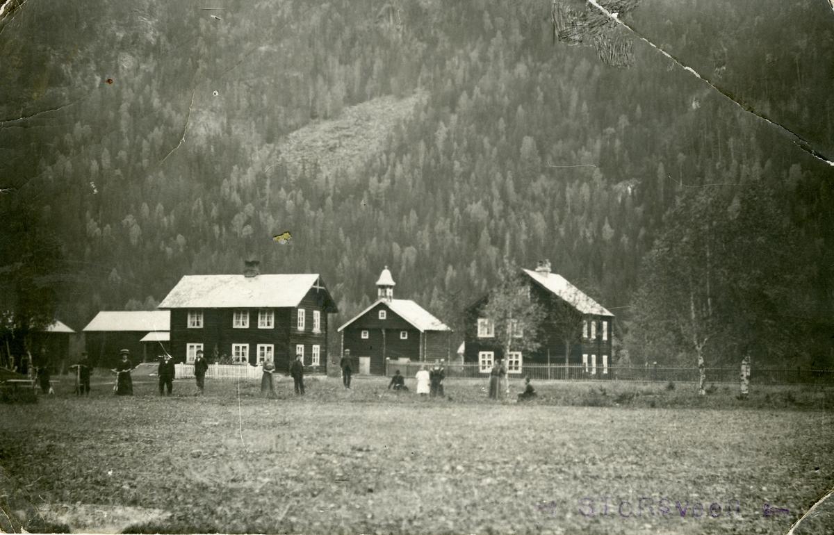 Garden Storsveen, Sør-Aurdal
