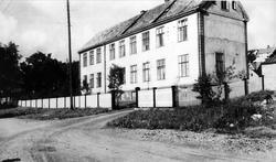 Gamle Harstad sykehus.