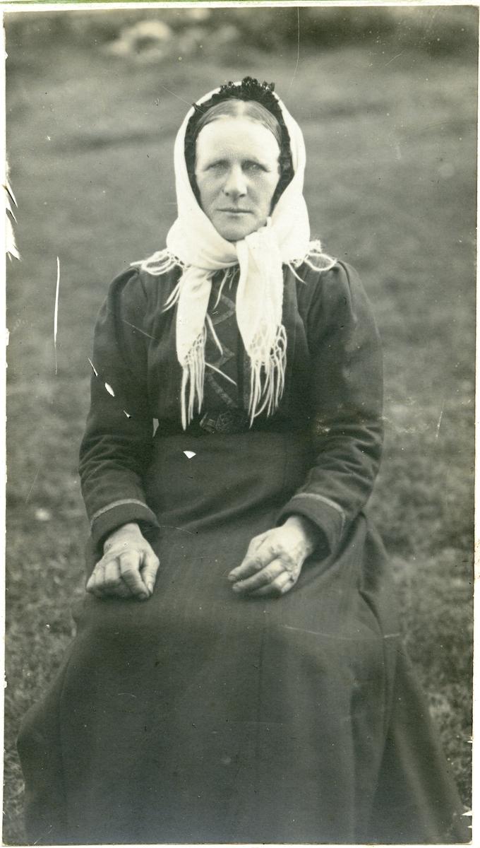 Anne Torsteinsdatter Bøhle.