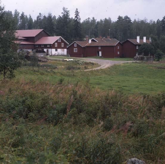 Kristofers sedd från Kalvstigen, gamla vägen mellan Delsbo och Järvsö.