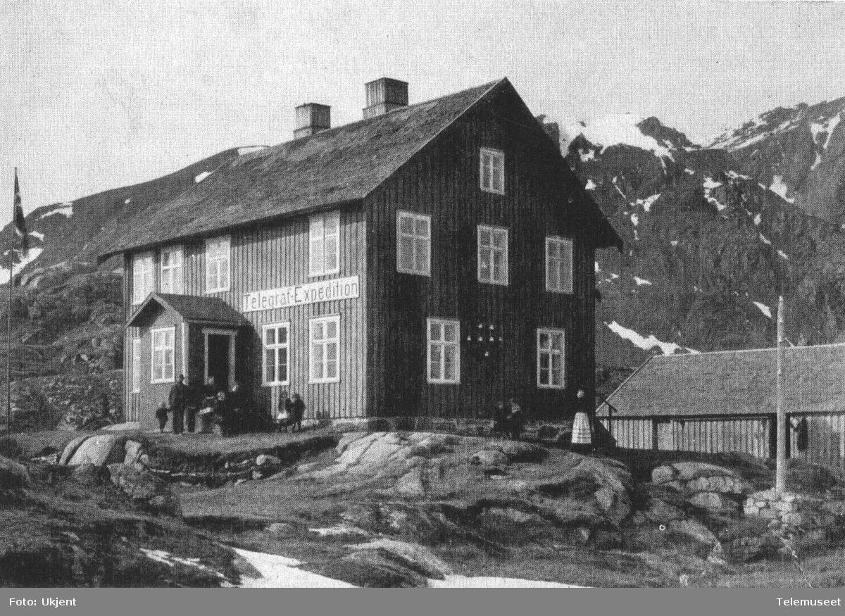 Ballstad telegrafstasjon