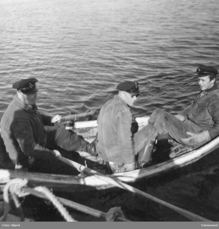 Telemontører i båt