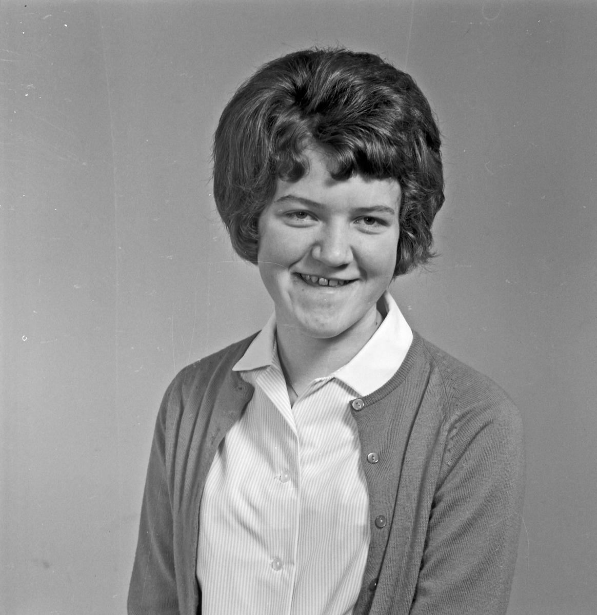 Portrett ung kvinne - bestiller Torhild Sønstabø