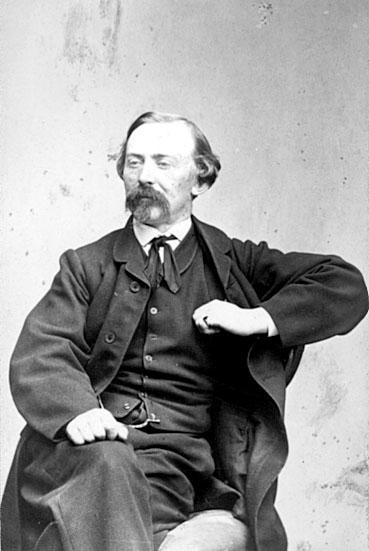 (Samuel) Dahlbäck, lärare i Upsala 1867.