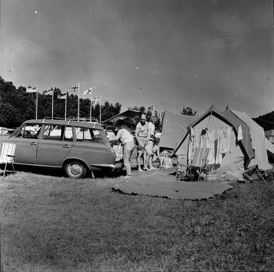 Ljungskile camping vid Kärr