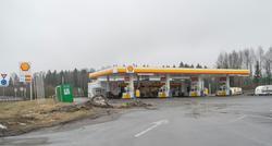 Shell bensinstasjon Solheimsveien Lørenskog