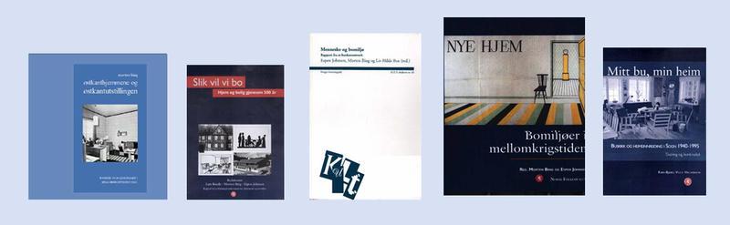 Publikasjon Menneske og bomiljø