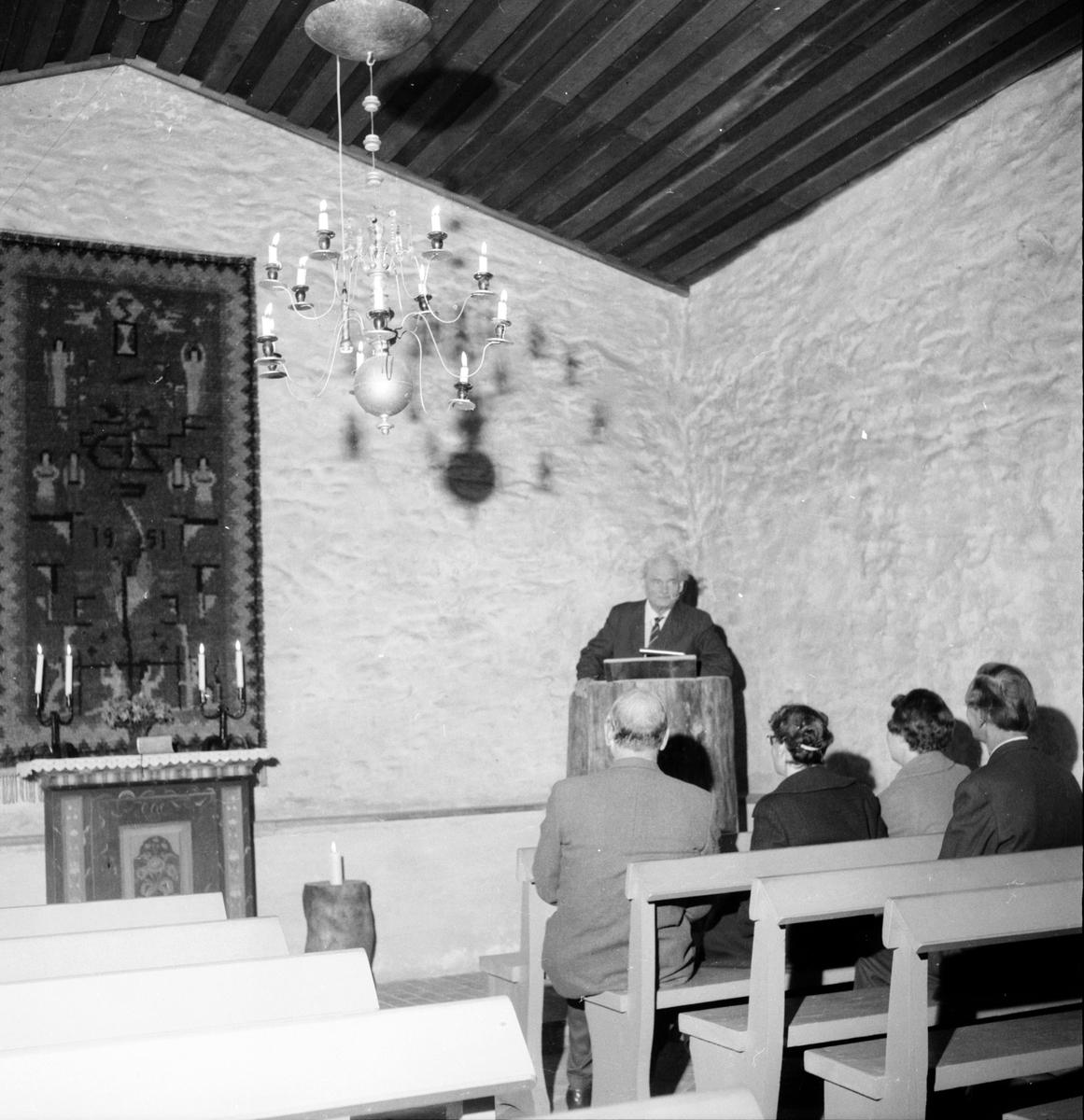 Kratten, (Krattemasugn, Gästr.) 9 Oktober 1960