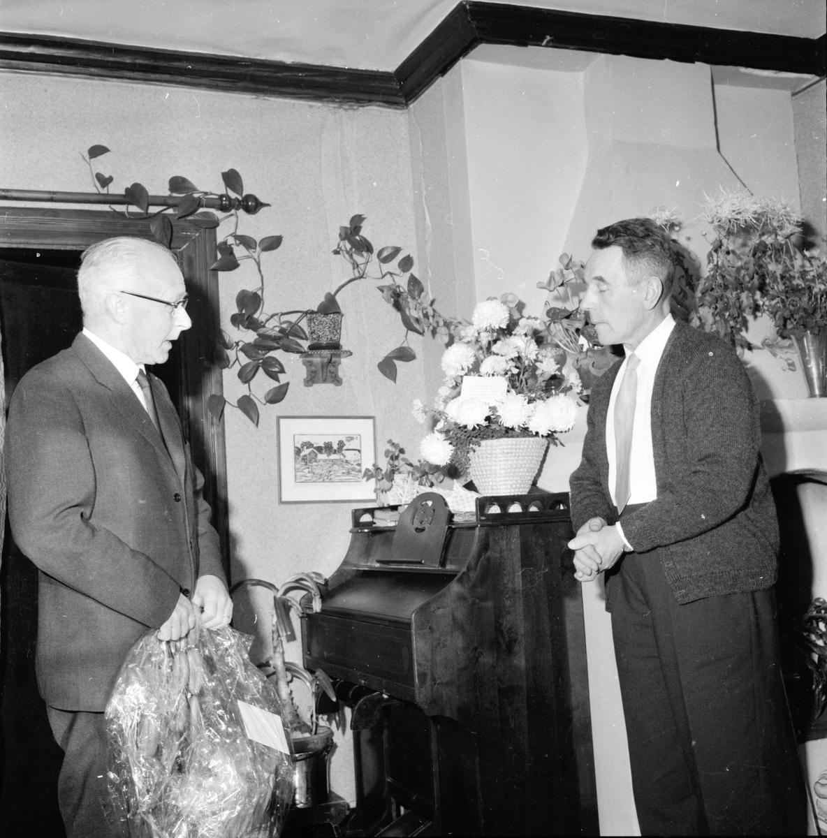 Svante i Söderala 60 år 1962, Göte Nyman