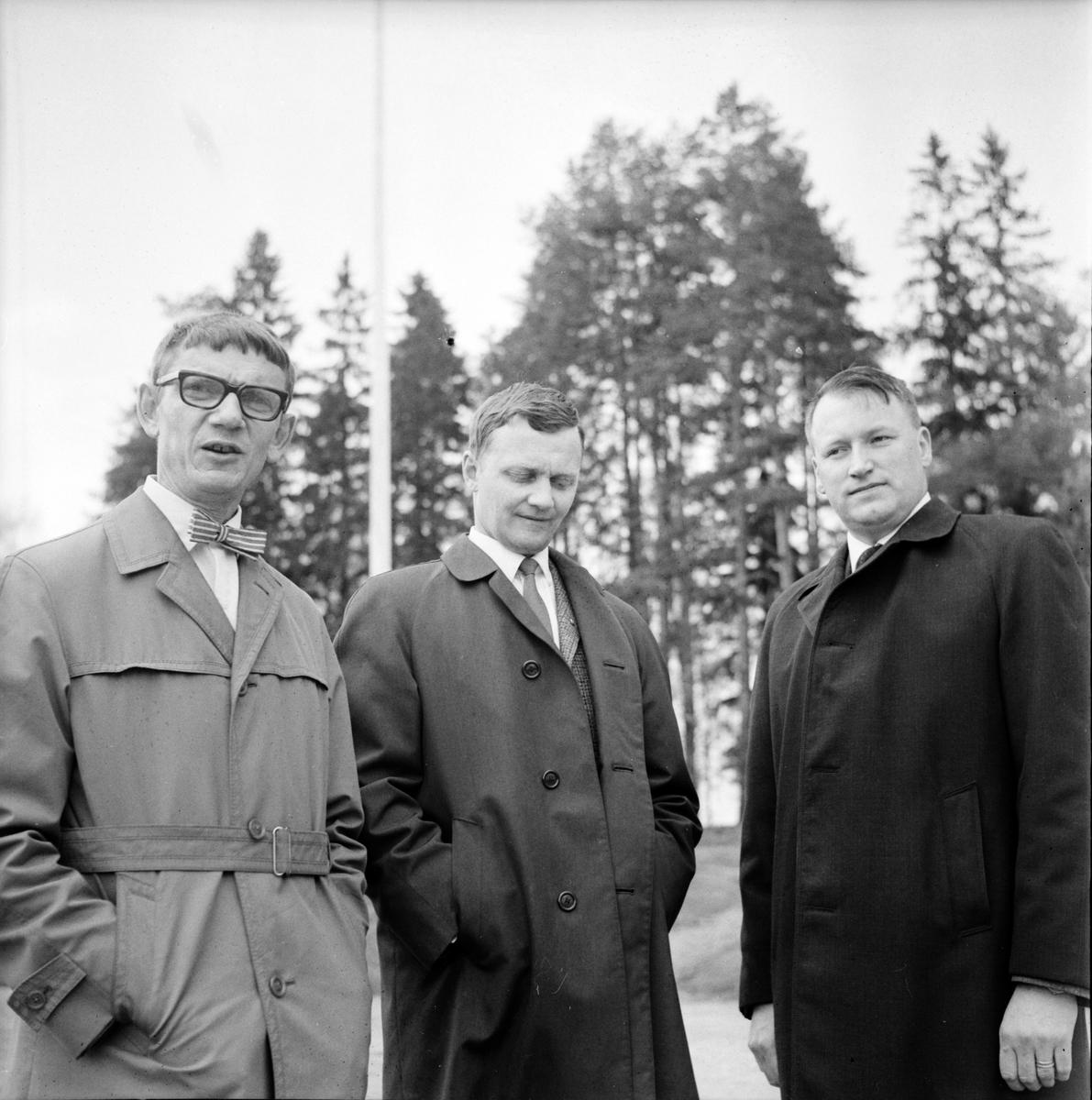 Nytorp, Årskursen avslutas, Maj 1969