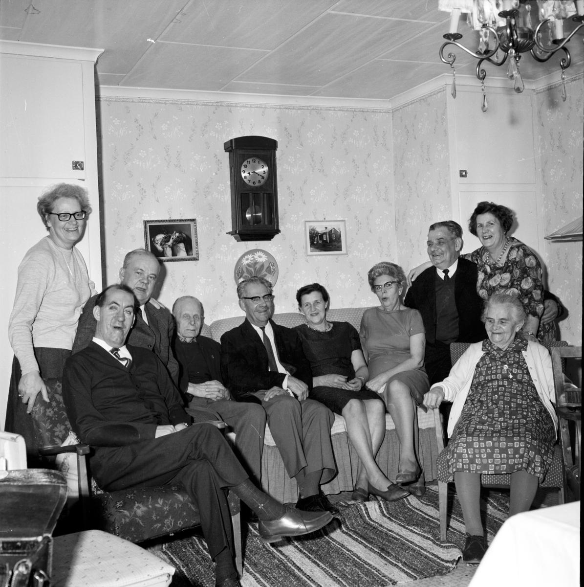 Arbrå, Brita Perssons 85-årsdag, 28 Mars 1967