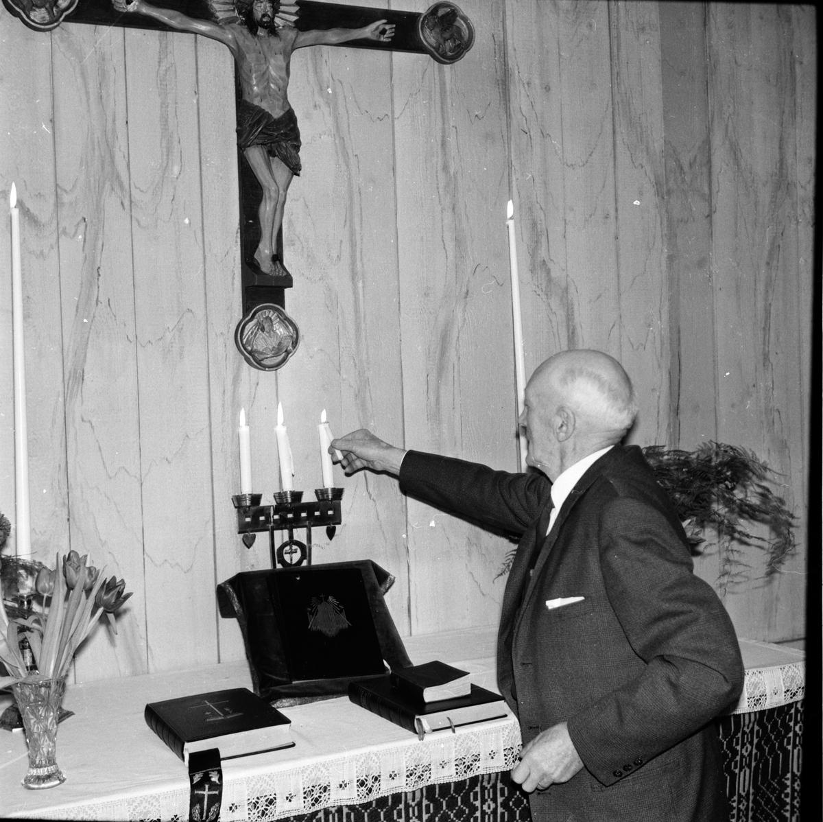 Nordsjö, I kapellet på trettondagen, 1968