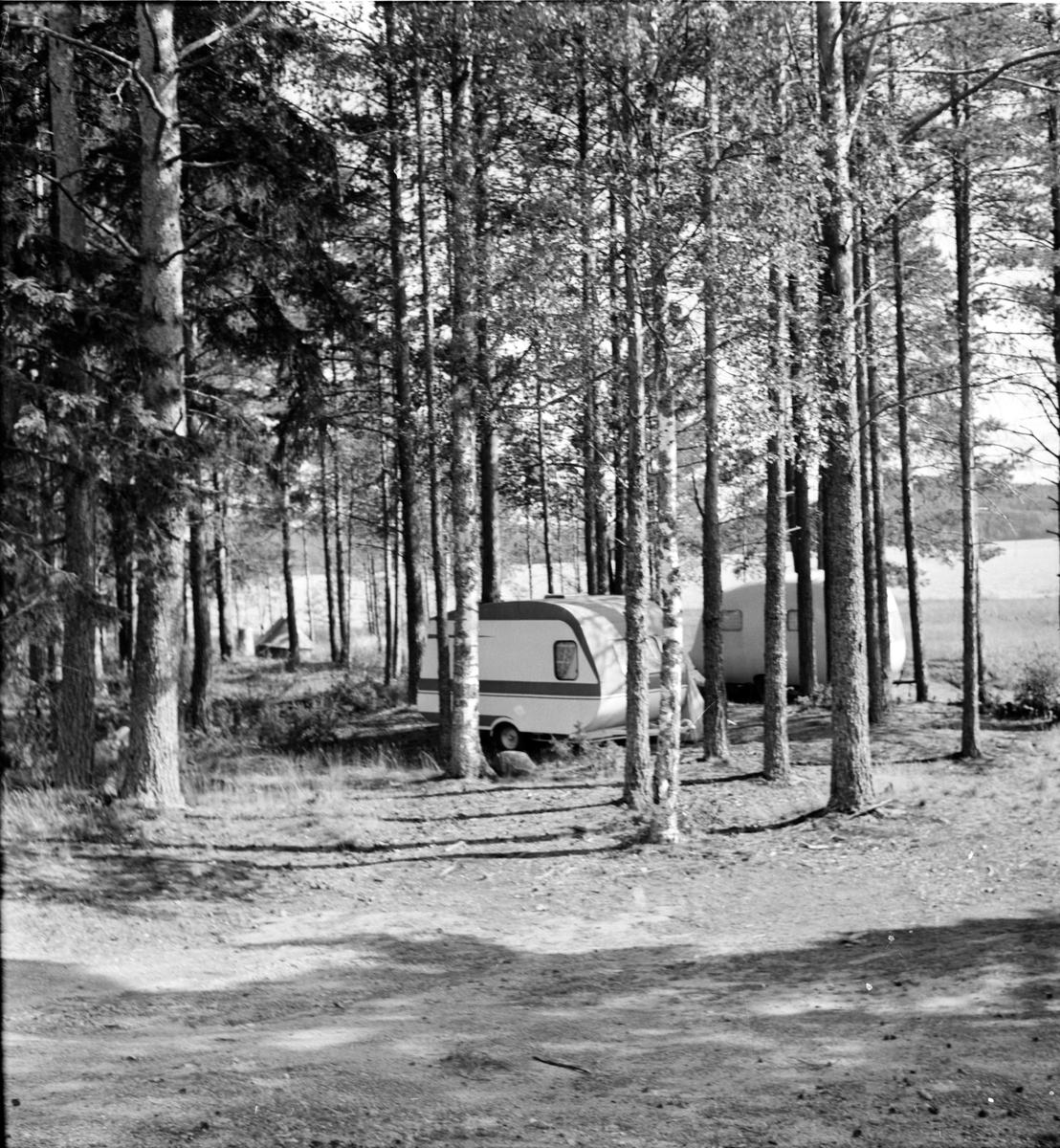 Galven, Skolan m.fl. hus, Juli 1971