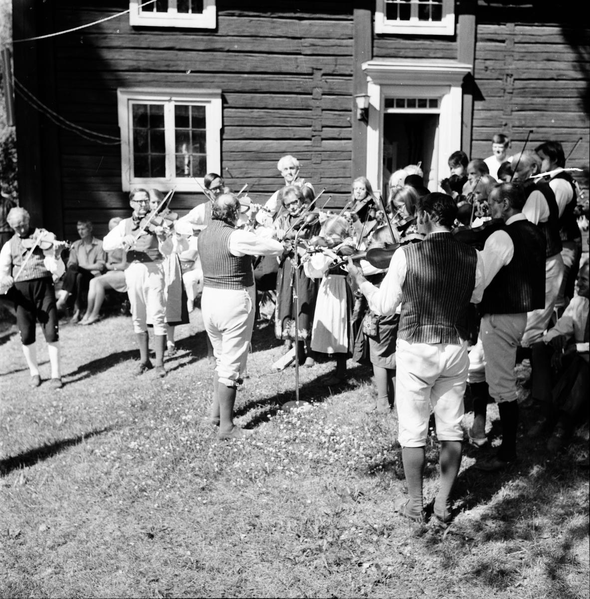 Arbrå, Hälsingehambon, Fornhemmet, 1971