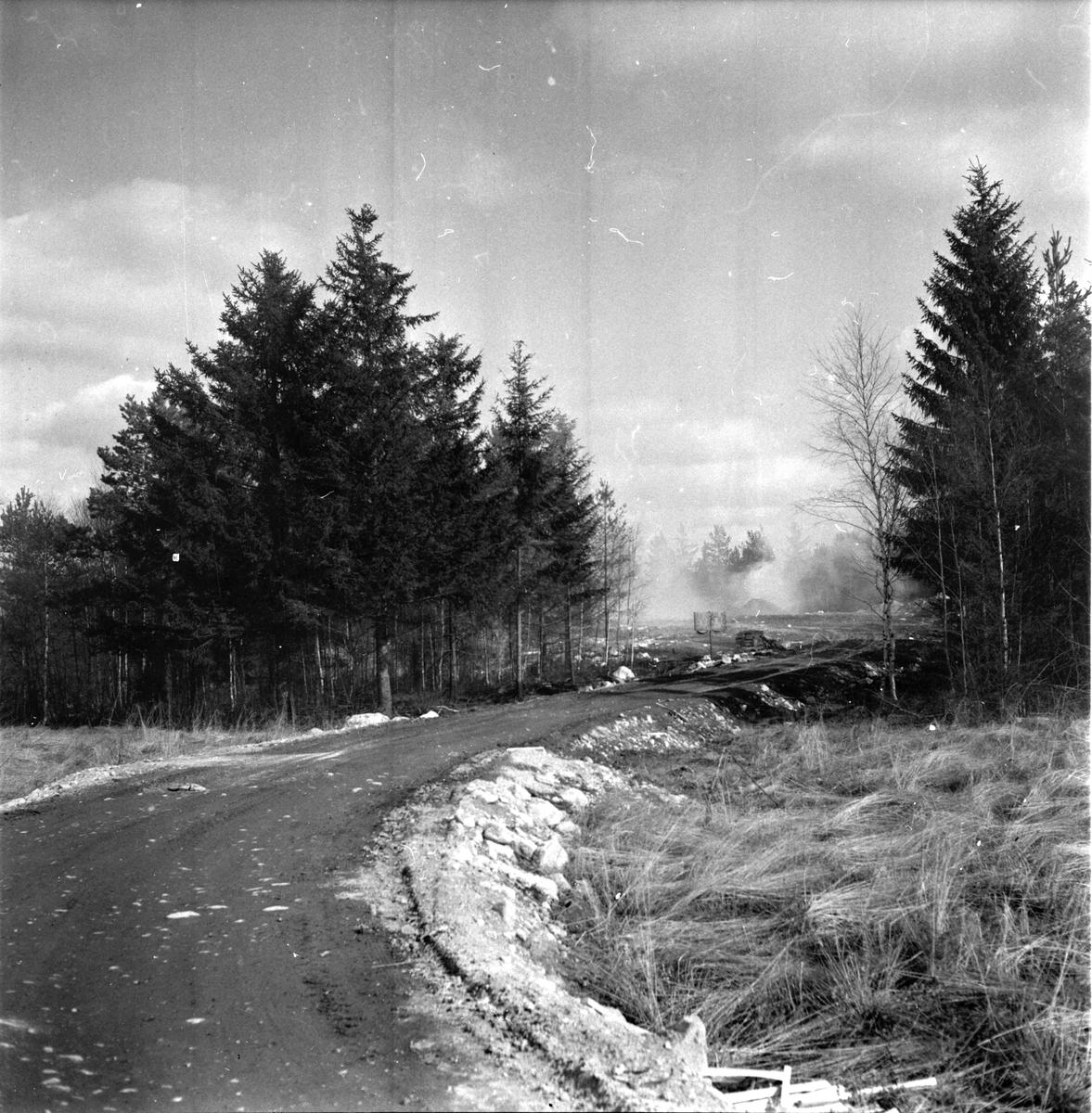 Edsbyn, Sopstation EIA, 7 April 1965