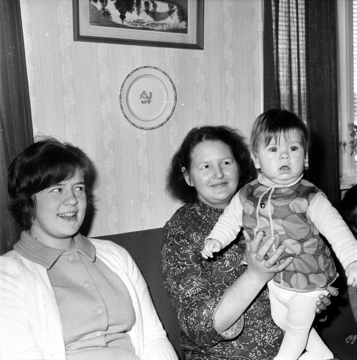 Simeå, Familjen Herbert Solini Eliases, Jan 1970