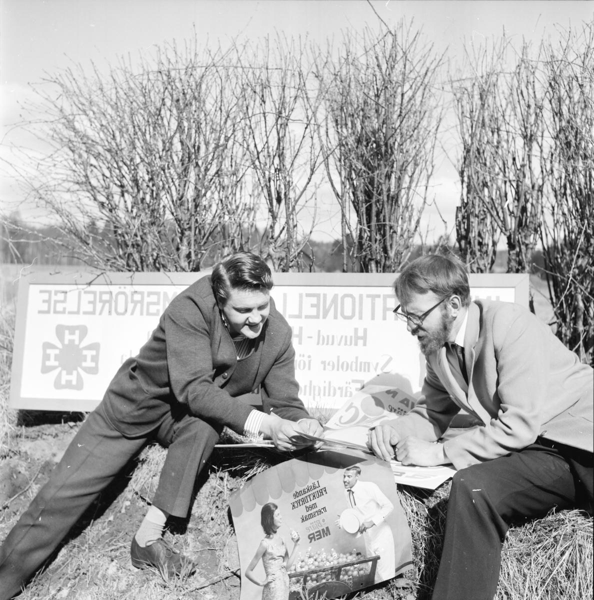 Nykterhetsfrämjandet, Gustavsson, Beman, 12 Maj 1964