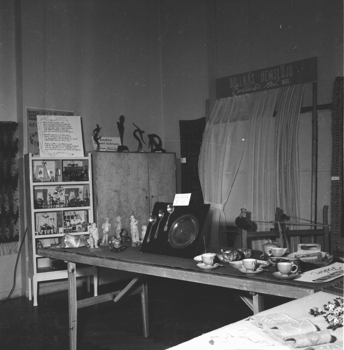 Utställning av föremål