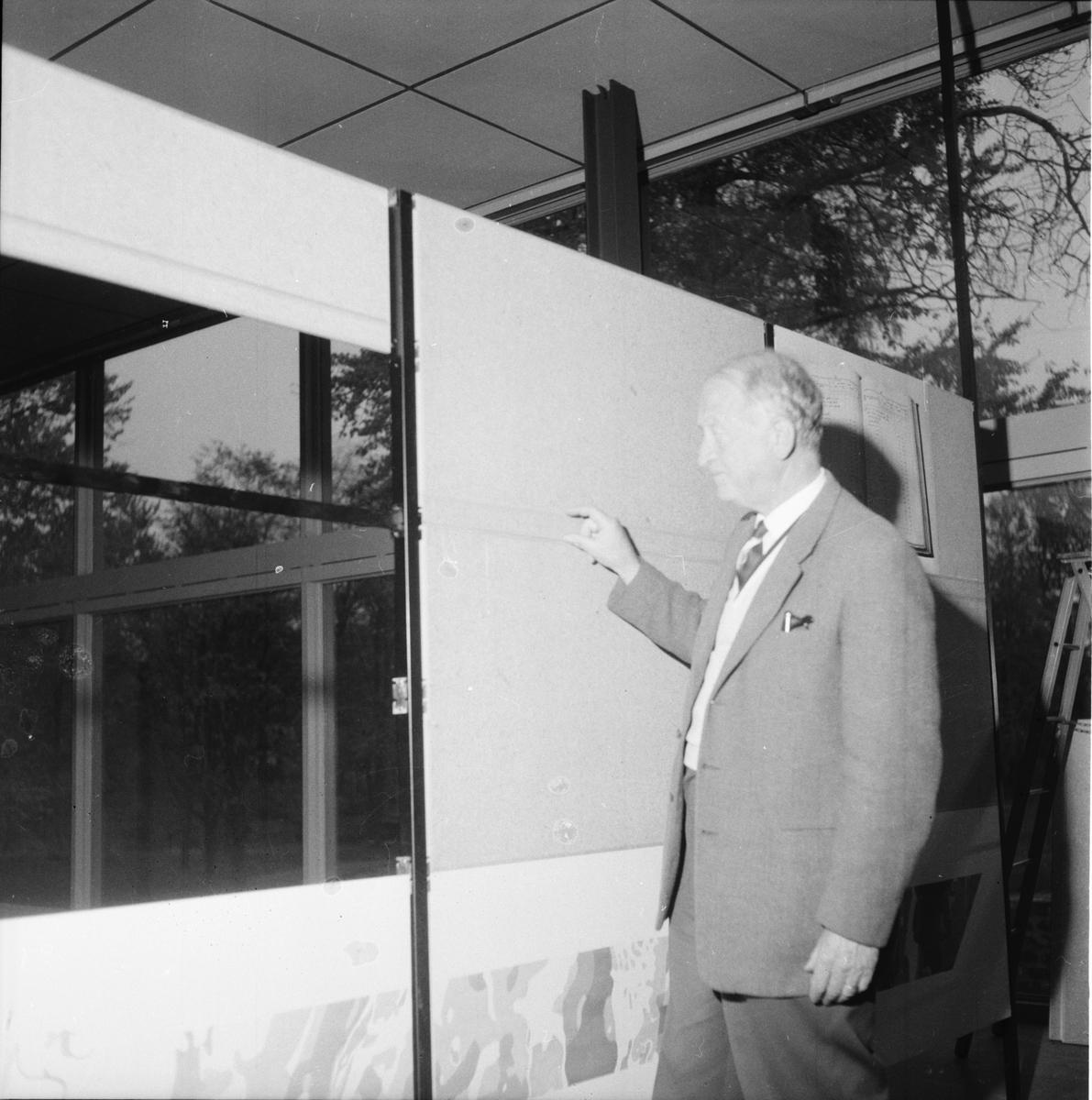 Silvanum, Gävle, 8 okt. 1960