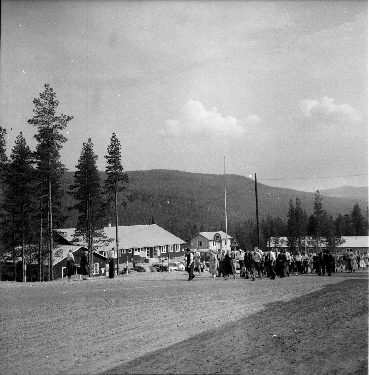 Trängslet, Kraftverk, 1959