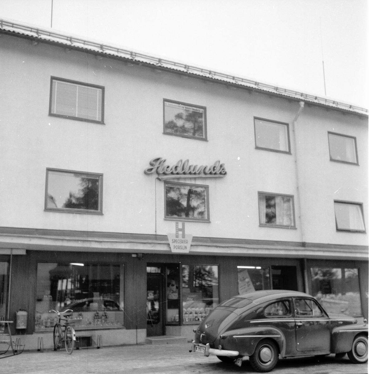 Furudal, Oronappet gör upp, 22 Febr. 1959