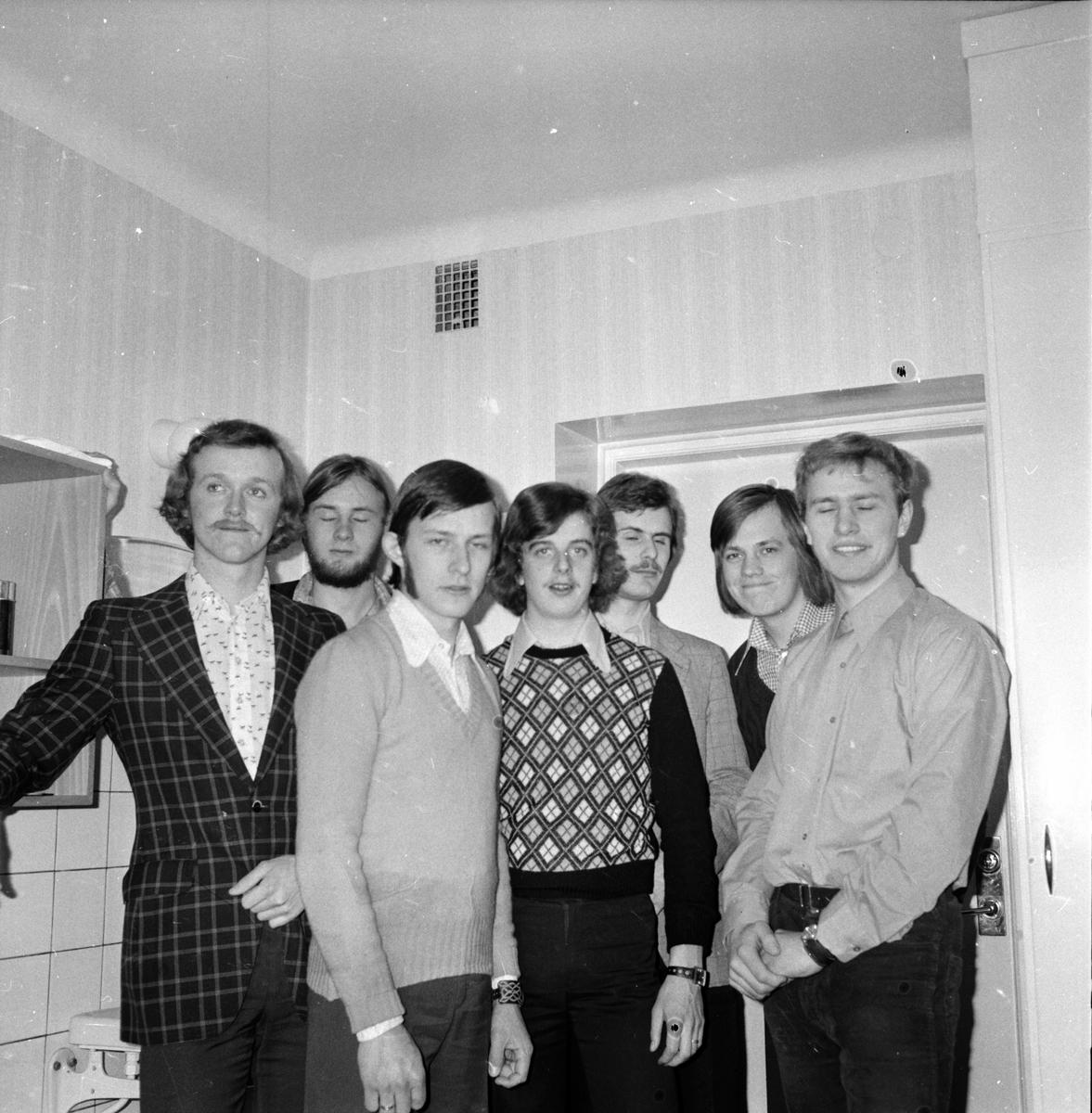 Nytorp. Kursavslutning. April 1974