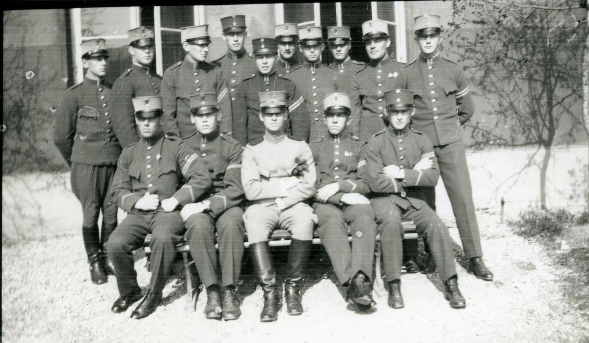 Arméns Underofficersskola, förberedande.