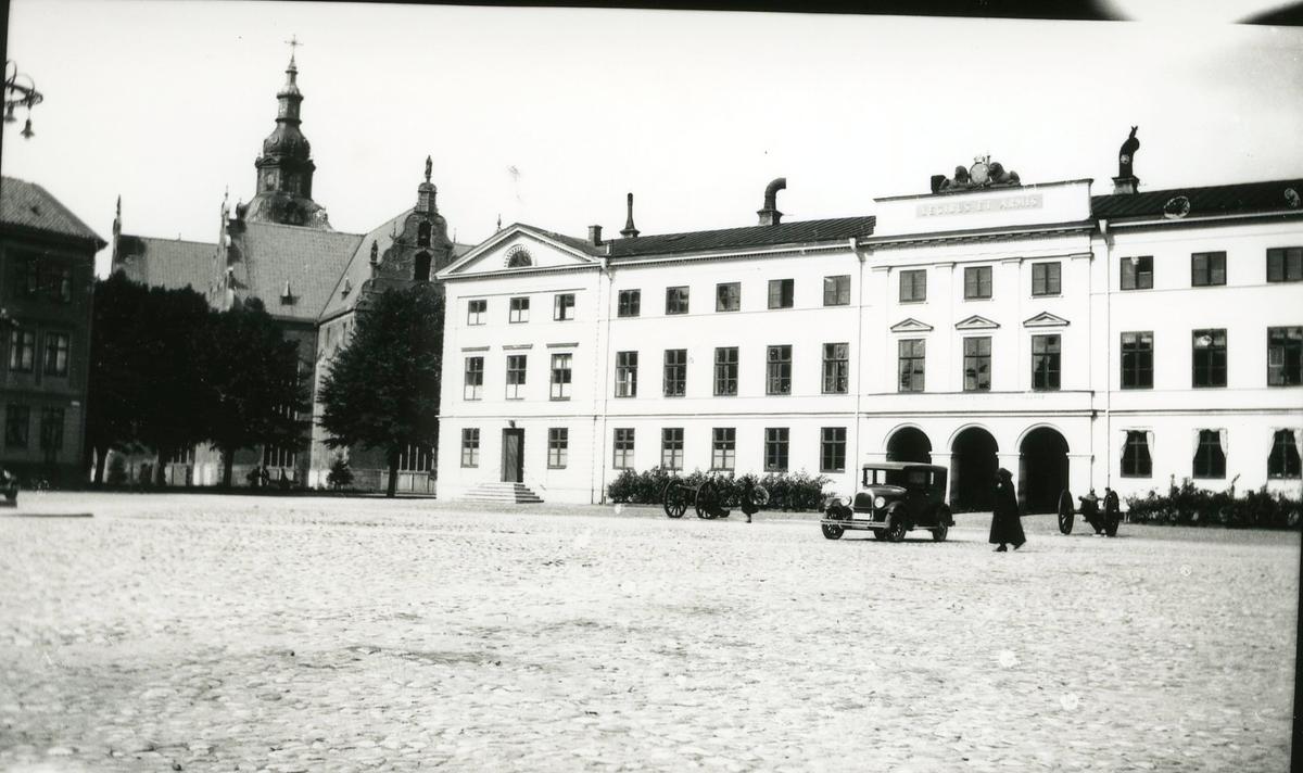 Stora Kronhuset i Kristianstad.