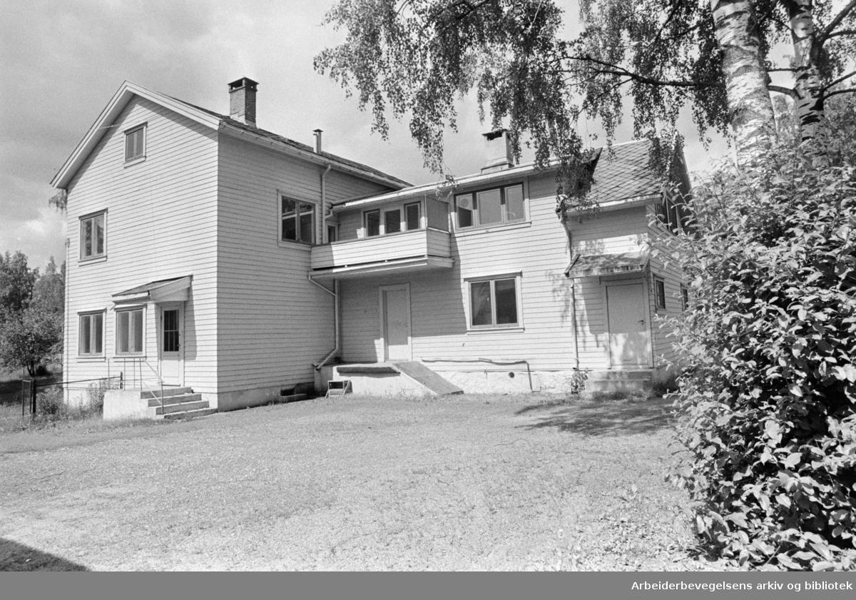 Solemskogen 3. Juli 1971