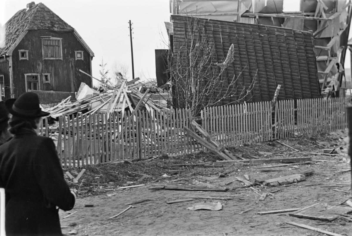 Bombingen av Lillestrøm 1944